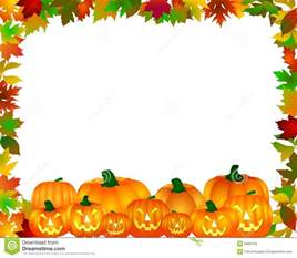 Halloween Pumpkin Borders Clip Art by Free Halloween Border Clipart Clipartxtras