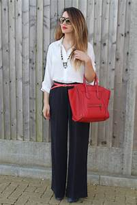 Palazzo Trousers Outfit