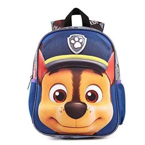 Top 10 Paw Patrol 3d Backpacks of 2020   No Place Called ...