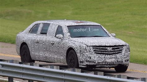 New Limo by S New Limo Still Being Tested Spied At Gm Proving