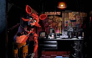 We Killed FOXY!!!! Five Nights At Freddy's Glitch - YouTube