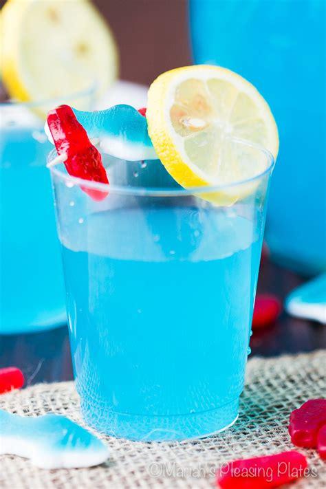 Cool Blue Pool Punch  Mandy's Recipe Box