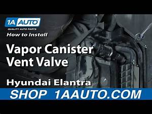 Service Manual  How To Install Replace Vapor Canister Vent Valve Youtube Autos Post