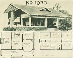 Craftsman House Plans With Pictures Original Craftsman Bungalow House Plans Craftsman Cottages And Bungalow Style Homes