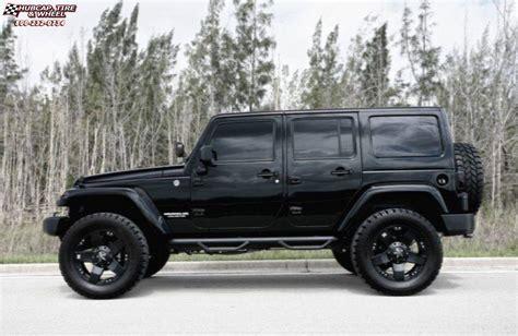 black jeep wheels jeep wrangler xd series xd775 rockstar wheels matte black