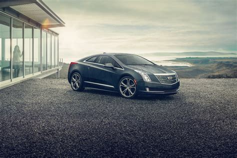 Cadillac Elr Electric Coupe Is A Dead Car Driving