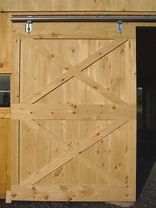 free sliding barn door plans from barntoolboxcom diy With barn door blueprints