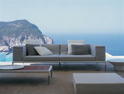 B&b Italia Outdoor Furniture At Diva Furniture Seattle