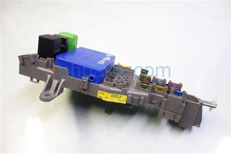 Acura Cl Fuse Box by Buy 1999 Acura Cl Dash Fuse Box With Integrated Module