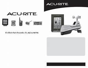 Acu-rite 01502bpdi User U0026 39 S Manual