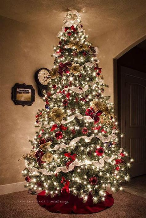 christmas tree ideas 40 most loved christmas tree decorating ideas on pinterest all about christmas