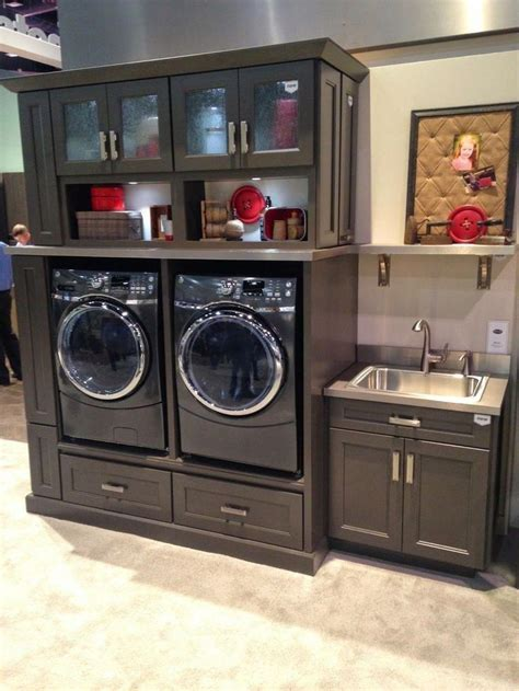 creative basement laundry room ideas   home