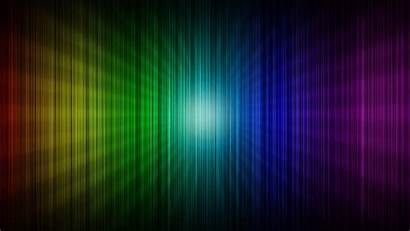 Rainbow Simple Abstract Walldiskpaper Cristopher November Under