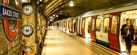 london   recycling energy  train brakes  power