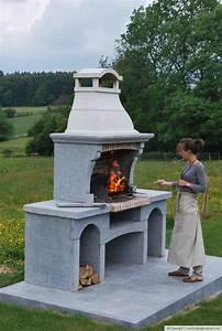 Faire Une Chape Exterieur : faire une dalle beton exterieur 11 barbecue en pierre ~ Premium-room.com Idées de Décoration