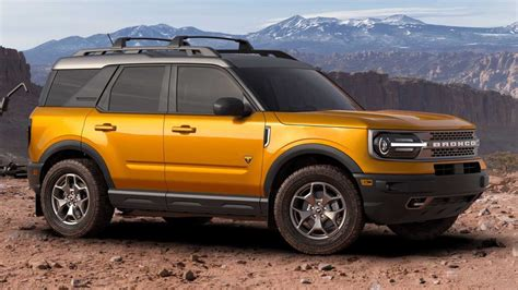 expensive  ford bronco sport costs