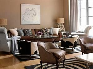 Moderne Wandfarben Für Wohnzimmer : wandfarben braunt ne setzen sie auf eine universale farbe ~ Sanjose-hotels-ca.com Haus und Dekorationen