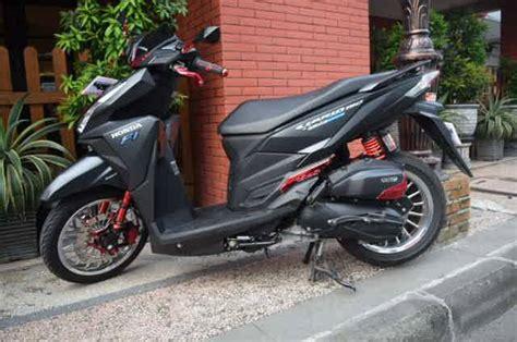 Modifikasi Vario 150 Exclusive by Honda Community Own The Pride Vario 150 Esp Yang Baru