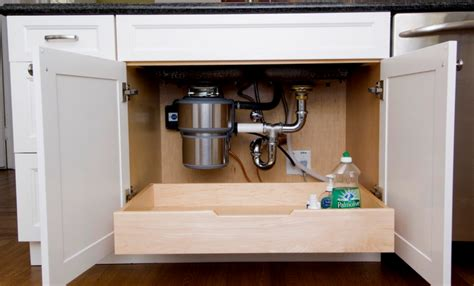 How To Build Kitchen Cabinet Drawers — The Homy Design