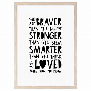 You are braver than you believe – Mini Learners