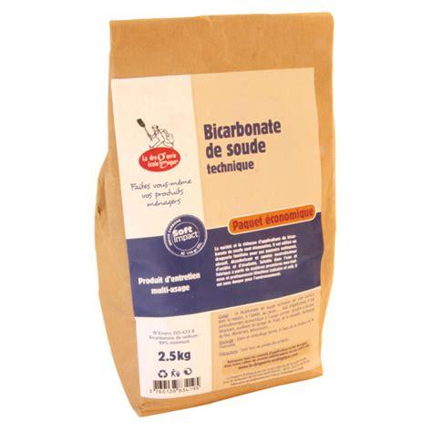 bicarbonate de sodium cuisine bicarbonate de soude 2 5kg la droguerie écologique
