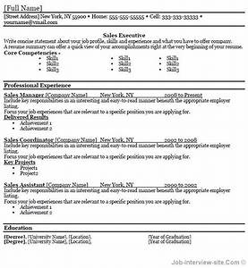 free 40 top professional resume templates With free sales resume templates microsoft word