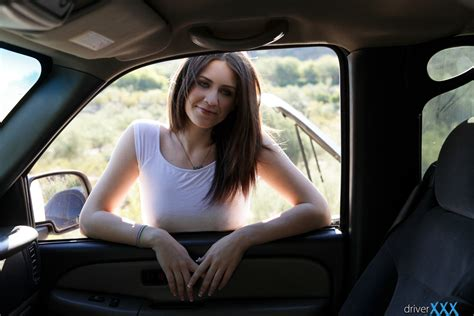 sexy hitchhiker delilah blue fucked pichunter