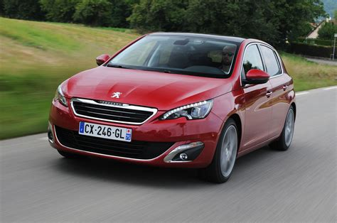 Peugeot 308 2013 Review