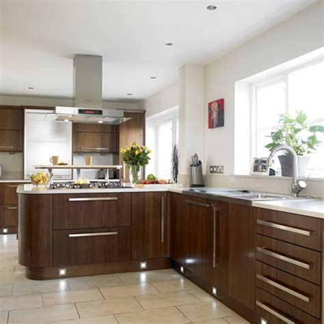 walnut kitchen cabinets modern walnut kitchen cabinets kitchen design photos 2015