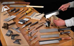 Joinery Woodworking Hand Tools