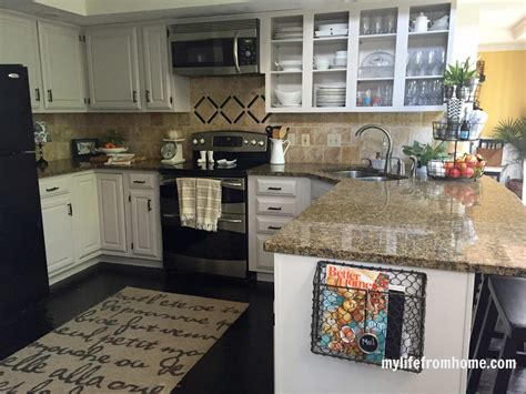unclutter your life clearing the kitchen counter of declutter your home tips to keeping your kitchen counters