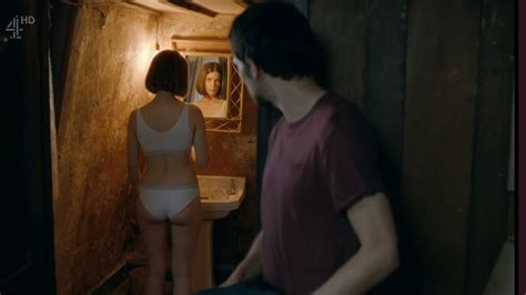 Naked Sonya Cassidy In Humans