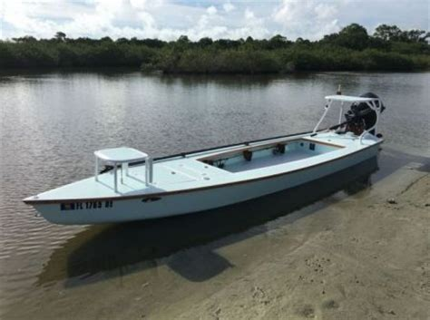 Small Fishing Boats Plans by Small Flats Boat Boat Plans For