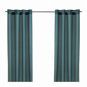 Rideaux Velours Bleu : les rideaux ikea un grand choix et de qualit design ~ Teatrodelosmanantiales.com Idées de Décoration