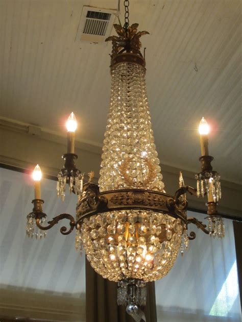 antique chandelier 17 best images about empire furniture on