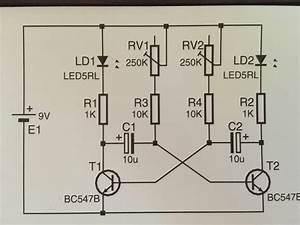 Why Having Two Resistors  1k And 10k  In My Circuit Works