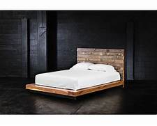 Platform Bed Decoration Diy Rustic Platform Bed Frame Bed Bath