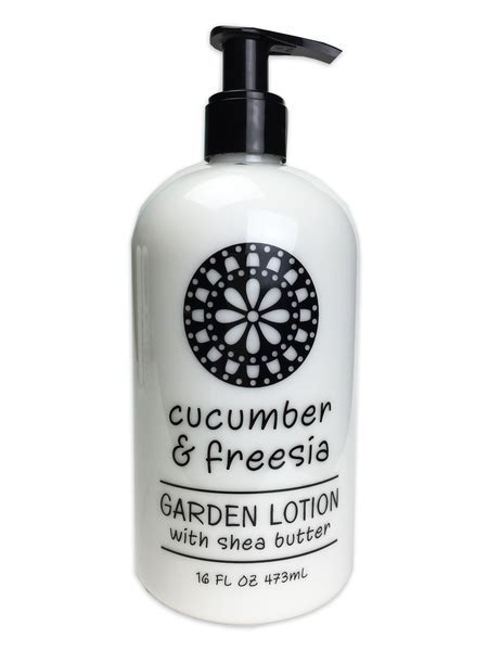 Buy Greenwich Bay Trading Co Cucumber Freesia Lotion