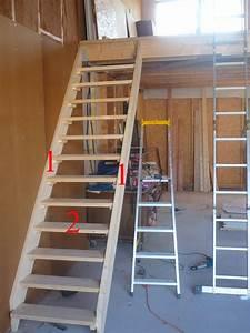 Escalier Droit Bois : escalier brico depot fashion designs ~ Premium-room.com Idées de Décoration