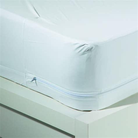 mattress cover for bed bugs bed bug allergy relief waterproof zippered vinyl mattress