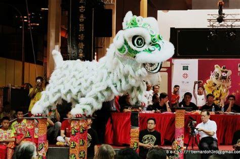 cny international lion dance competition   singapore