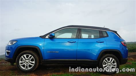 jeep compass side jeep compass side review