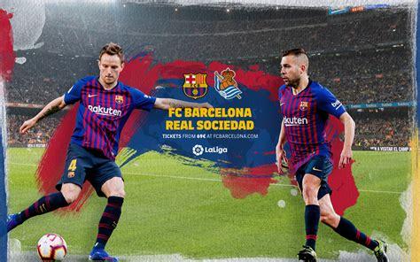 TV Guide: Barça vs Real Sociedad