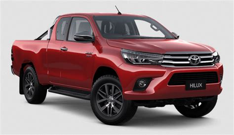 toyota hilux 2020 all new toyota hilux 2020 exterior interior engine