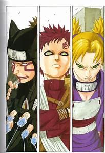 Uzumaki  The Art Of Naruto Scans