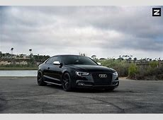 Audi A5 S5 Coupe 20 Zoll Zito ZS05 Wheels Tuning 8
