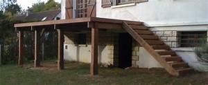 Prix Terrasse Bois : prix terrasse suspendue beton prix terrasse bois prix ~ Edinachiropracticcenter.com Idées de Décoration