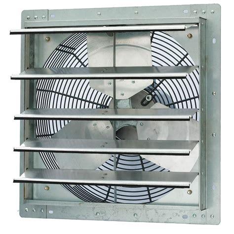 window exhaust fan home depot master flow 1600 cfm power gable mount attic fan egv6