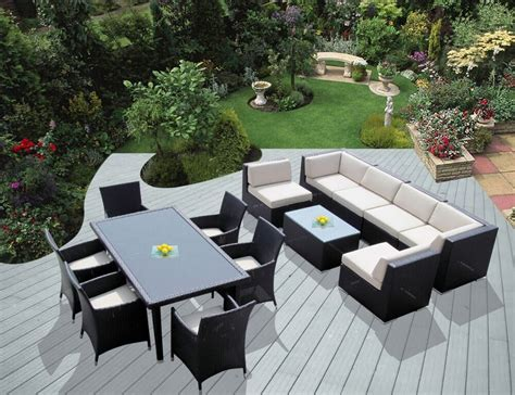 Furniture Outdoor Patio by Beautiful Outdoor Patio Sofa Sectional Wicker Sofa Dining