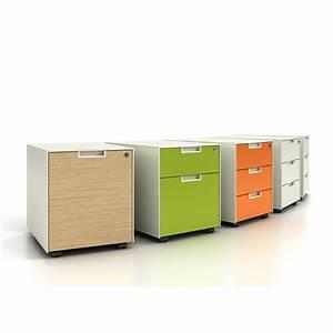 Caisson Rangement Bureau : caisson de bureau modulaire qbuc ets carayon ~ Teatrodelosmanantiales.com Idées de Décoration